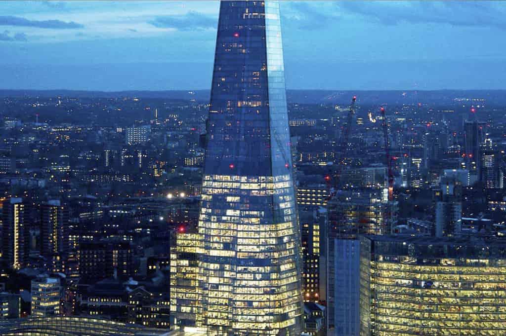 London Skyline Removal